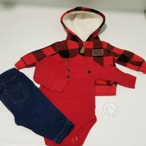 Baby boy outfit NB/3Mo